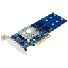 Synology PCIe M.2 SSD Adapter M2D17 Card for 2x M.2 SSD