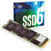Intel Solid-State Drive 660p Series - 512 GB - M.2 2280 - PCI Express 3.0 x4 (NVMe) - 256-bits AES