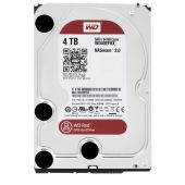 WD Red WD40EFRX - 4 TB - SATA-600