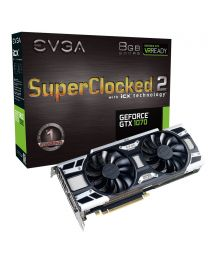 EVGA GeForce GTX 1070 SC2 GAMING - NVIDIA GeForce GTX 1070 - 8 GB GDDR5