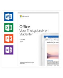 Microsoft Office Home and Student 2019 - licentie - Nederlands