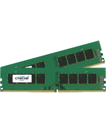 Crucial CT2K4G4DFS8213 - 8 GB Kit (4GBx2) - DDR4 - 2133 MHz - UDIMM