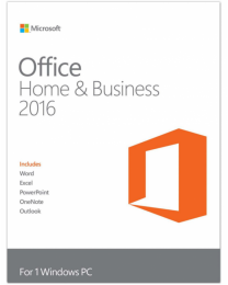 Microsoft Office Home and Business 2016 - licentie - Nederlands