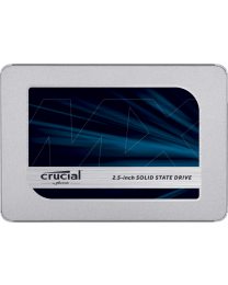 "Crucial MX500 2TB SATA 2.5"" 7mm (with 9.5mm adapter) Internal SSD"