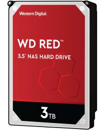 WD Red WD30EFAX - 3 TB - SATA 6Gb/s - buffer: 256 MB