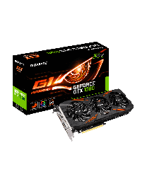 Gigabyte GeForce GTX 1080 G1 Gaming - OC Edition - GF GTX 1080 - 8 GB GDDR5X
