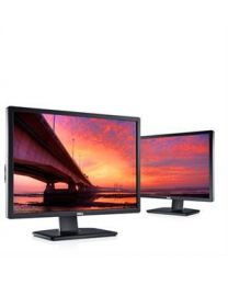 Dell UltraSharp U2412M - IPS LED-monitor - 24""