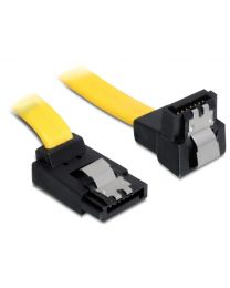 Delock Cable SATA 6 Gb/s up/down metal 30 cm