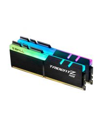 G.SKILL Trident Z RGB (For AMD) geheugen - 16 GB : 2 x 8 GB - CL14 - DDR4 - 3200 MHz