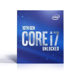 Intel Core i7 10700K / 3.8 GHz processor