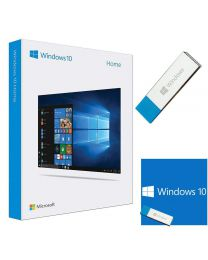 Microsoft Windows 10 Home - Retail - 32/64-bit - Nederlands