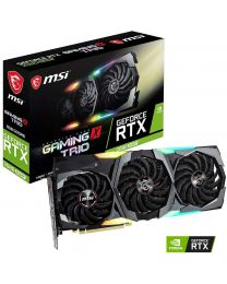 MSI RTX 2080 SUPER GAMING X TRIO - GF RTX 2080 SUPER - 8 GB GDDR6