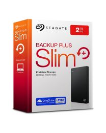 "Seagate Backup Plus STDR2000200 - 2 TB - 2.5"" - USB 3.0 - Zwart"