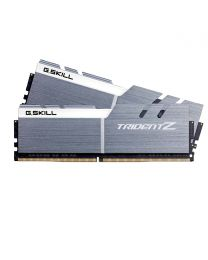 G.SKILL Trident Z geheugen - 16 GB : 2 x 8 GB - CL14 - DDR4 - 3200 MHz - Silver/White