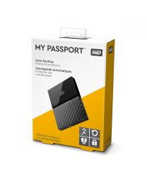 "WD My Passport WDBYFT0020BBK - 2 TB - 2.5"" - USB 3.0"
