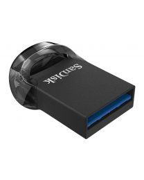 SanDisk Ultra Fit USB 3.1 Flash Drive - USB-flashstation - 256 GB