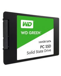 WD Green PC SSD WDS120G2G0A - Solid state drive - 120 GB