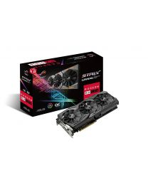 ASUS ROG Strix Radeon RX 580 OC edition 8GB GDDR5 with Aura Sync RGB