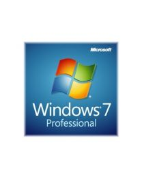 Microsoft Windows 7 Professional w/SP1 - OEM - 64-bit - Nederlands