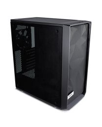 Fractal Design Meshify C – Dark TG - ATX - Zijpaneel Tempered Glass