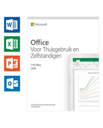 Microsoft Office Home and Business 2019 - licentie - Nederlands