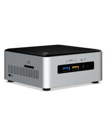 Intel Next Unit of Computing Kit NUC6i3SYH - Core i3 6100U / 2.3 GHz - NUC Barebone