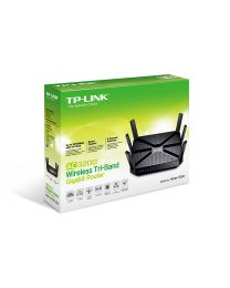 TP-LINK Archer C3200 - draadloze router - 802.11a/b/g/n/ac - Tri-Band