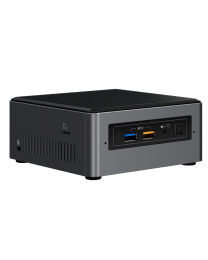 Intel Next Unit of Computing Kit NUC7I5BNH - Core i5 7260U / 2.2 GHz - NUC Barebone