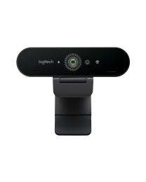 Logitech BRIO STREAM - Webcamera - 4K - audio - USB