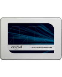"""Crucial MX300 525GB SATA 2.5"""" 7mm (with 9.5mm adapter) Internal SSD"""
