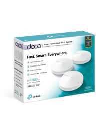TP-Link Deco M9 Plus - V2 - wifi-systeem (3 routers) - Tri-Band