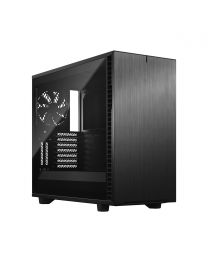 Fractal Design Define 7 - Dark Tempered Glass – eATX