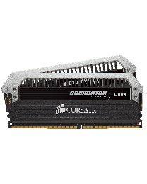 Corsair Dominator Platinum - 32 GB : 2 x 16 GB - CL15 - DDR4 - 2666 MHz