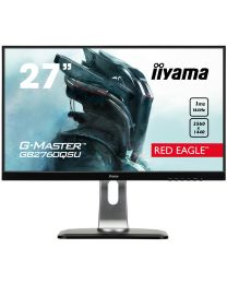 "Iiyama G-MASTER Red Eagle GB2760QSU-B1 - LED-monitor - 27"" - FreeSync"
