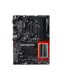 ASRock Fatal1ty B450 Gaming K4 - ATX - Socket AM4 - AMD B450