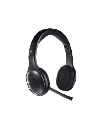 Logitech Wireless Headset H800 - Draadloze Bluetooth-headset