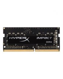 Kingston HyperX Impact - DDR4 - 8 GB - SO DIMM 260-PIN - 2666 MHz
