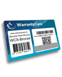 WarrantyCare Service Pack A level Bronze - E-mail
