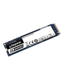 Kingston A2000 - Solid state drive - 500 GB - intern - M.2 2280 - PCI Express 3.0 x4 (NVMe)