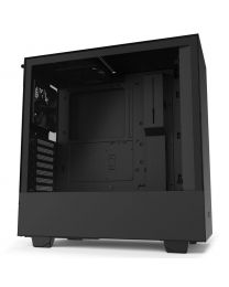 NZXT H510 Compact Mid-Tower Case with Tempered Glass - Matte Black