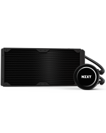 NZXT Kraken X62 CAM-powered 280mm AIO Cooler with RGB - (Includes AM4 Bracket)