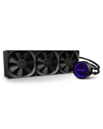NZXT Kraken X73 CAM-powered 360mm AIO Cooler with RGB - (Includes AM4 Bracket)