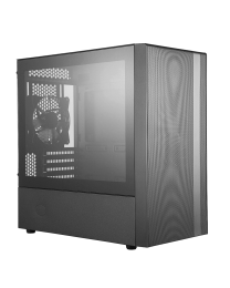 Cooler Master MasterBox NR400 without ODD - Mini Tower - Micro-ATX