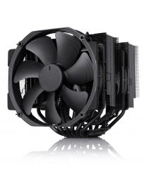 Noctua NH-D15 chromax.black - 2 x 140 mm Fan - All Sockets