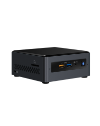 Intel Next Unit of Computing Kit NUC7CJYH - mini-PC - Celeron J4005 2 GHz - NUC Barebone