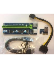 PCIe USB 3.0 GPU Riser Adapter - Version 006C