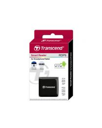 Transcend RDP9 Smart OTG Card Reader - USB