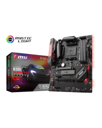 MSI B350 GAMING PRO CARBON - ATX - Socket AM4 - AMD B350