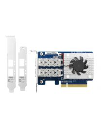 QNAP Dual-port 10 GbE network expansion card - SFP+