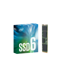 Intel Solid-State Drive 600p Series - 512 GB - PCIe 3.0 x4 (NVMe) - M.2 80 mm